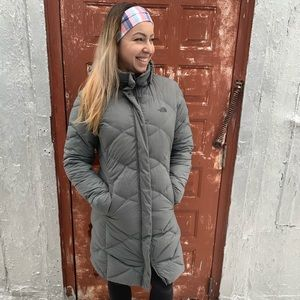 The North Face Women's Metropolis II Parka- Size S